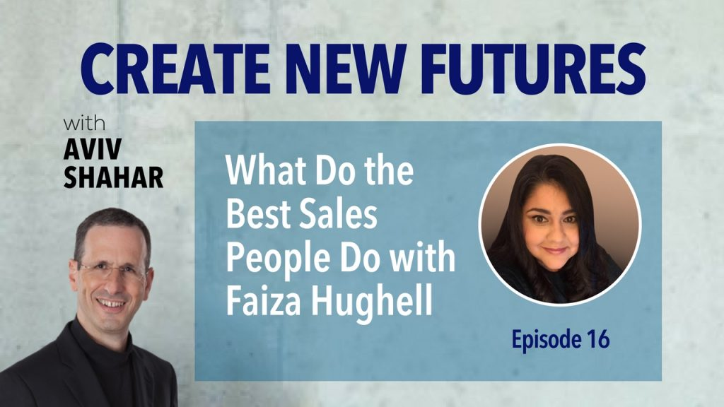 Faiza Hughell - Create New Futures