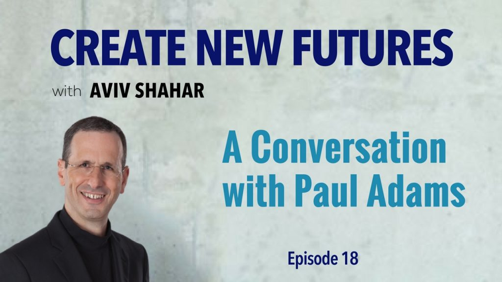 A Conversation with Paul Adams