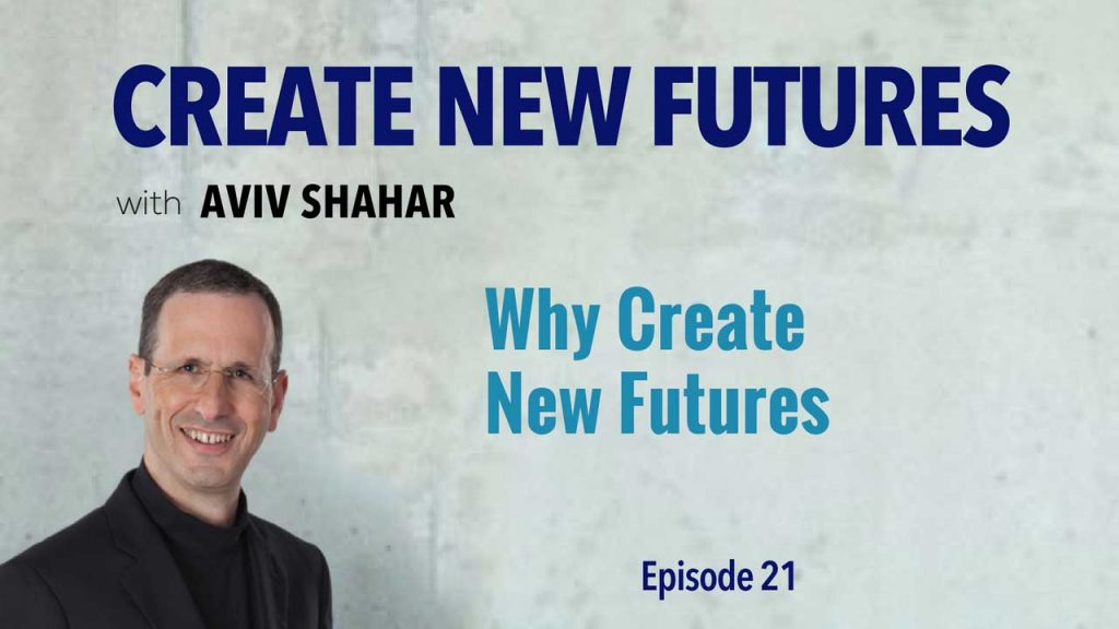 Why Create New Futures