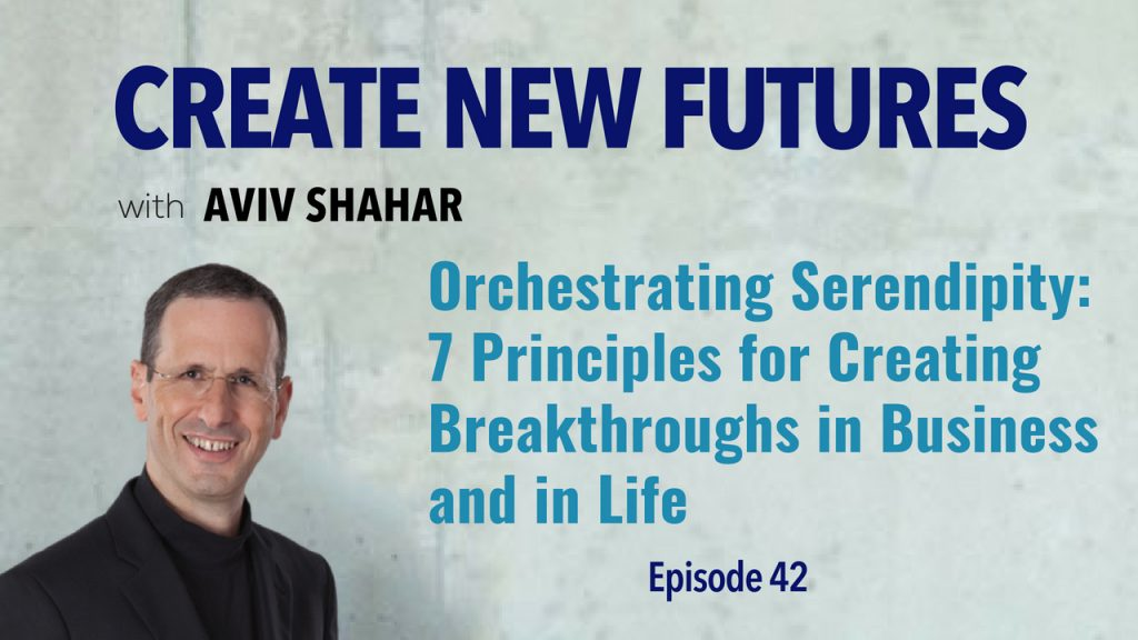 Orchestrating Serendipity: 7 Principles for Creating Breakthroughs in Business and in Life