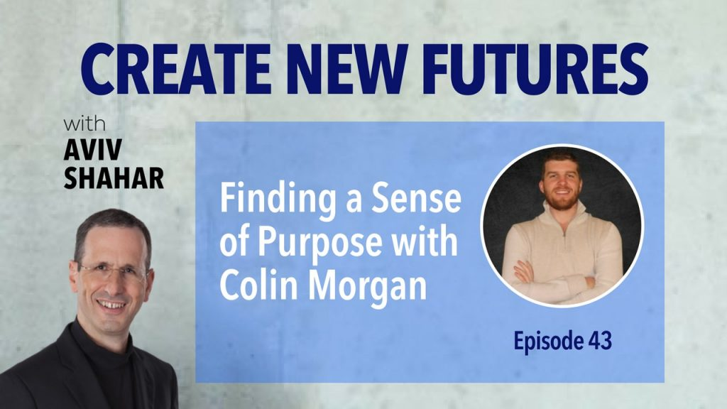 Finding a Sense of Purpose with Colin Morgan