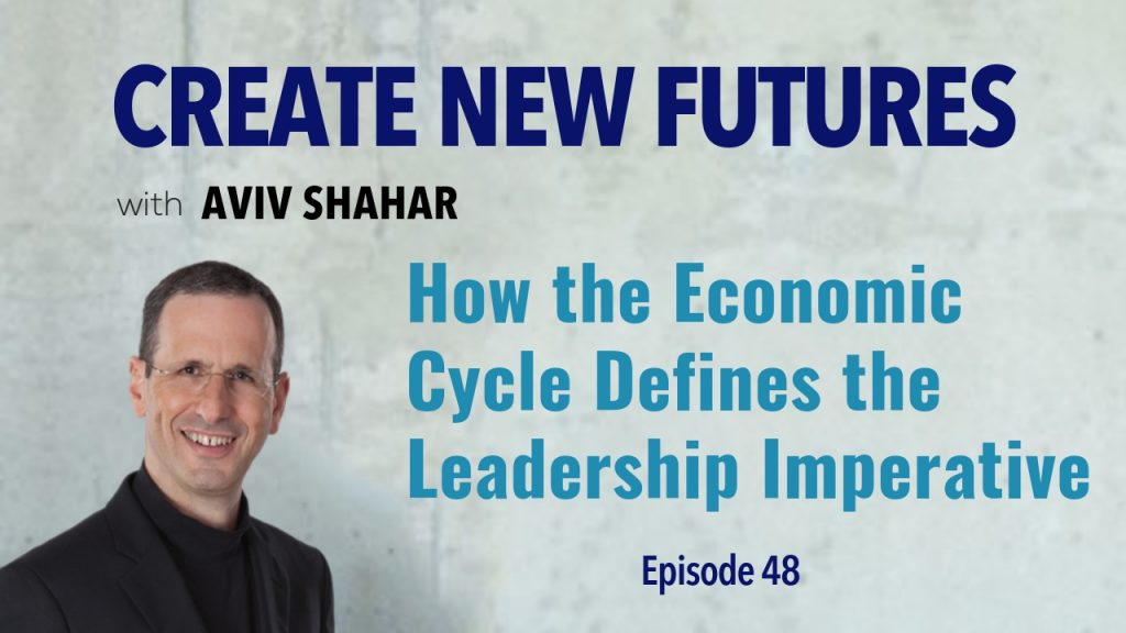 How the Economic Cycle Defines the Leadership Imperative